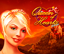 Queen Of Hearts игра