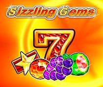Sizzling Gems игра